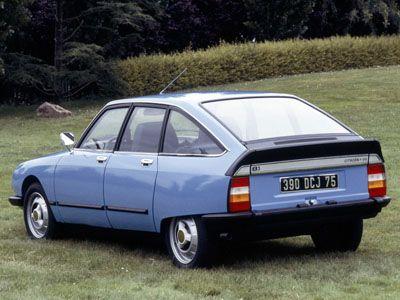Citroën GSX, GSX2 and GSX3