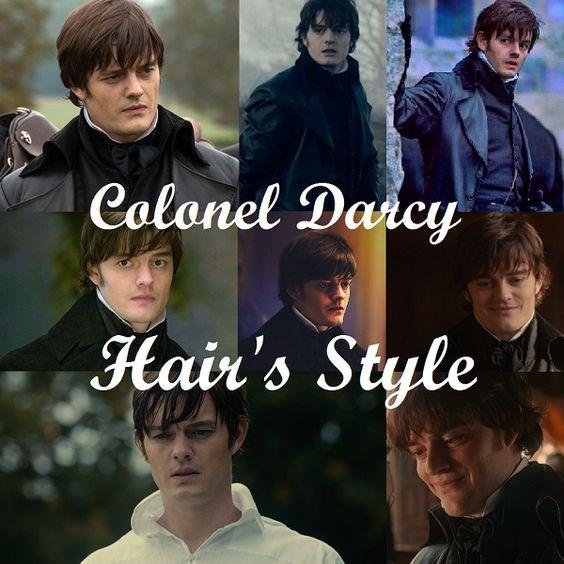 Sam Riley #coloneldarcy#PPZ