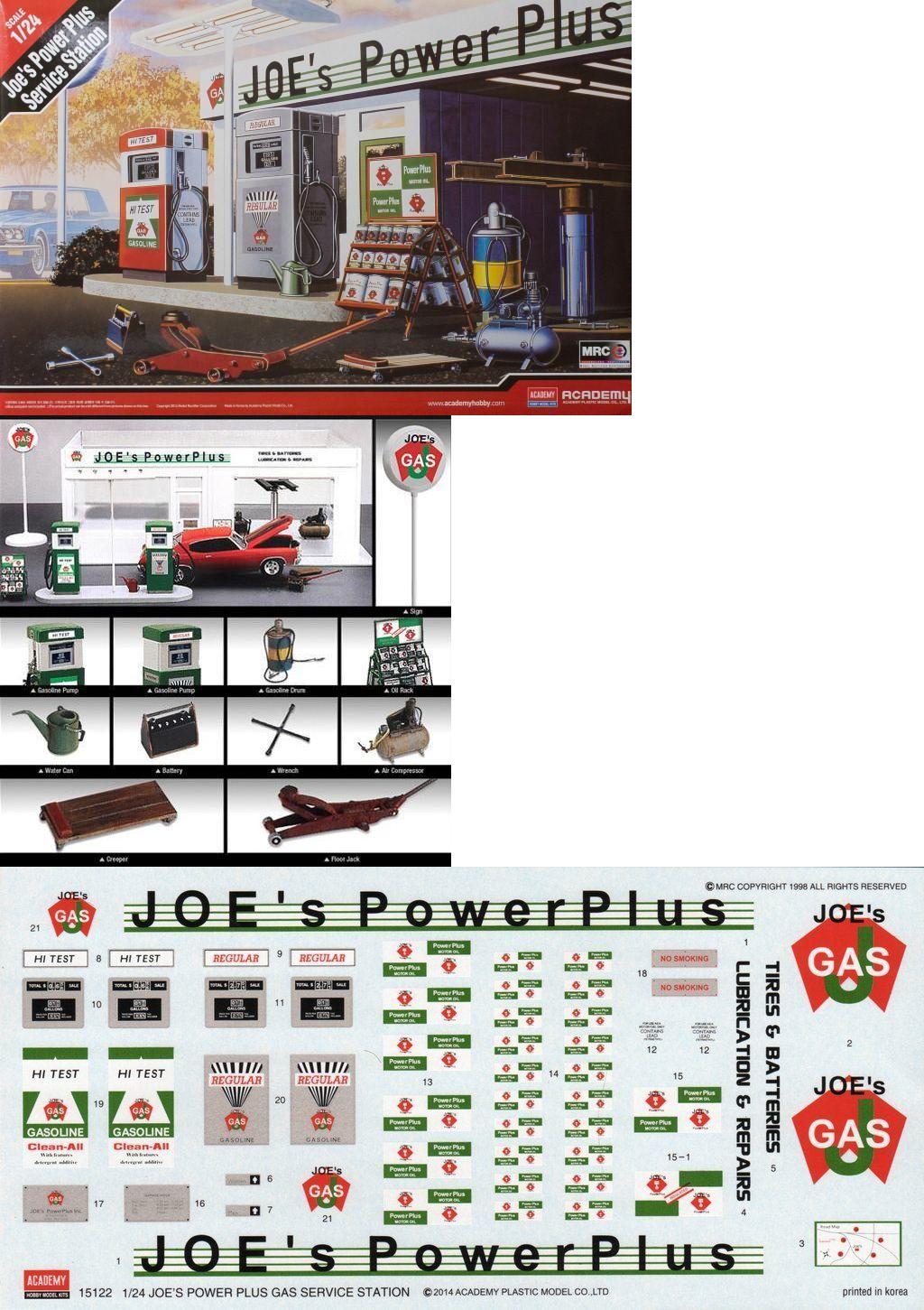 Automotive 2580 Academt 15122 Joe S Power Plus Service