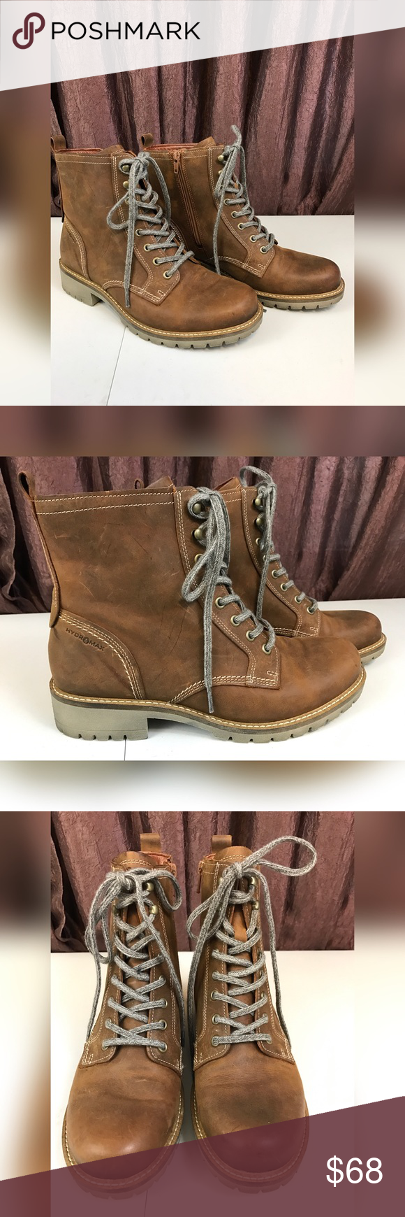 2f213aab59b Ecco elaine lace up boot size 9.5 Women's ECCO Elaine Lace Up ...