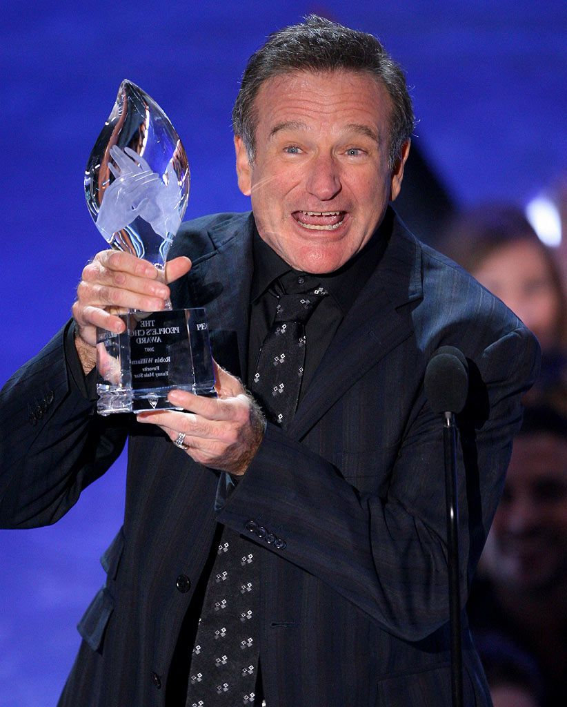 Robin williams sänger