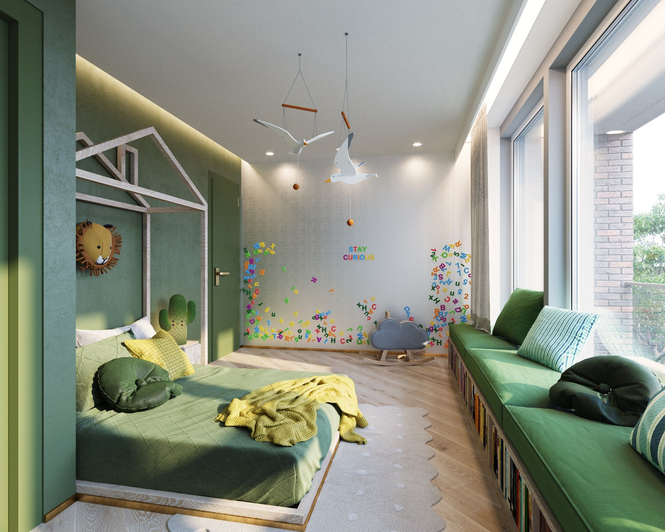 Cute And Lovely Kid Bedroom Cozy Living Spaces Cozy Living Bedroom Collection