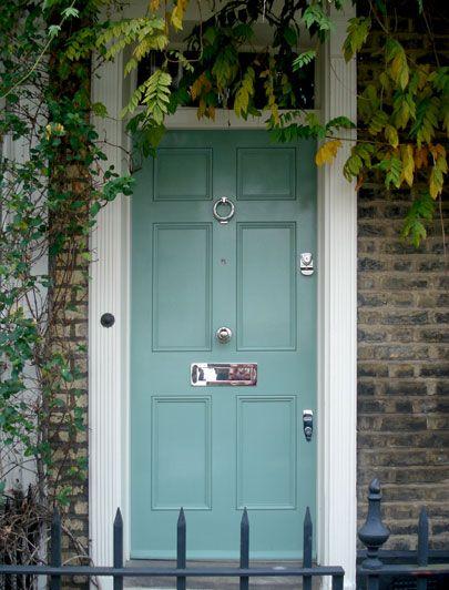 Classic Regency style front door by the London Door Company ...