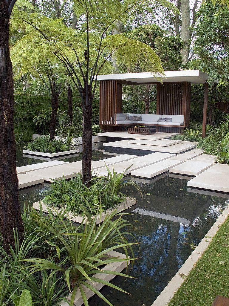 The Tourism Malaysia Garden Modern Landscape Design Malaysia