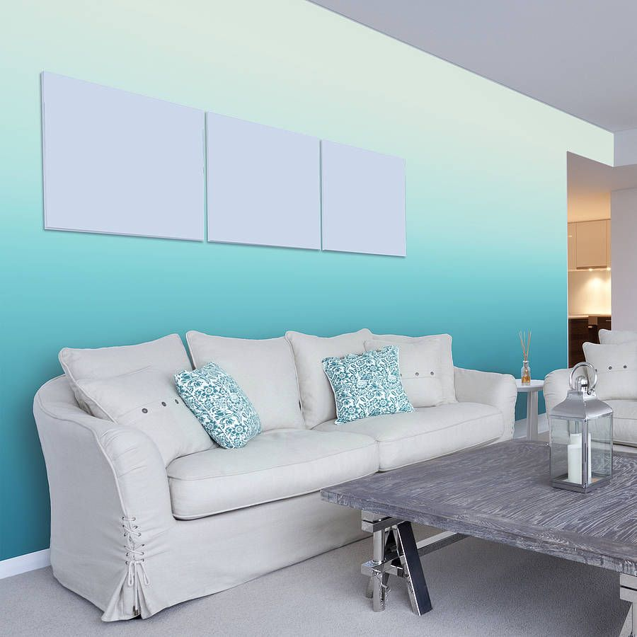 Colour Blend Self Adhesive Wallpaper