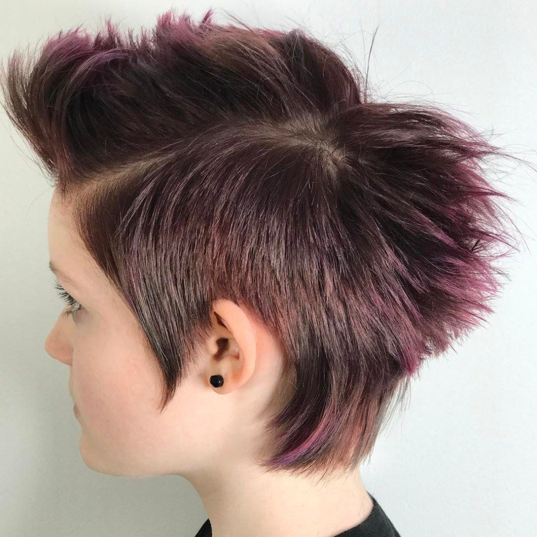 short haircuts for girls with added oomph