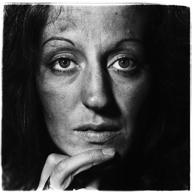 Germaine Greer 1971 (/ɡrɪər/; born 29 January 1939) is an Australian-born writer, regarded as one of the major voices of the second-wave feminist movement in the latter half of the 20th century.[2] She lives in the United Kingdom, where she has held academic positions, specializing in English literature, at the University of Warwick and Newnham College, Cambridge.photo:Diane Arbus