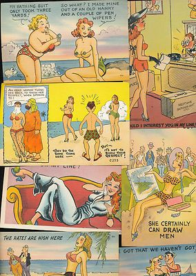 Funny and sexy comics
