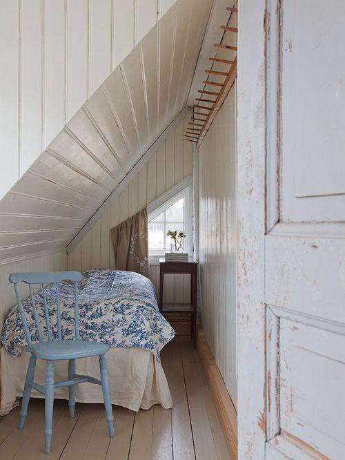Loft Space Ideas Cozy Nook
