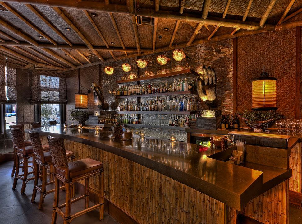 Luau Restaurant - Beverly Hills, CA