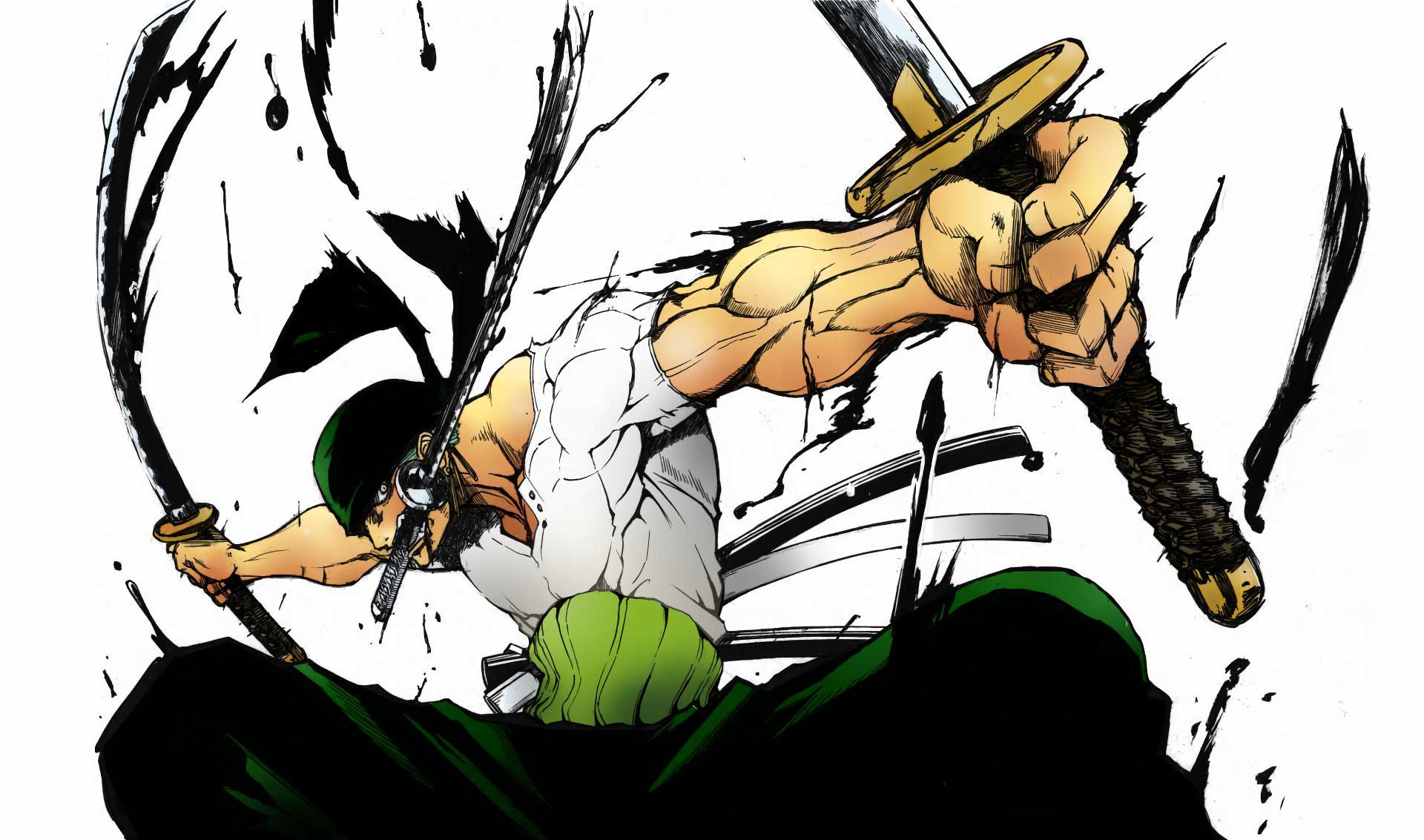 Anime One Piece Zoro Roronoa Santoryu One Piece Wallpaper In 2020 Zoro One Piece Roronoa Zoro One Piece Anime