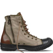 Chuck Taylor Bosey Boot | Zapatos hombre, Botas cuero hombre