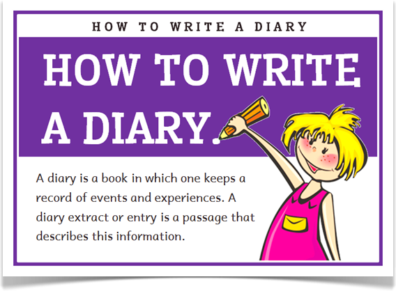 Online diary writing websites
