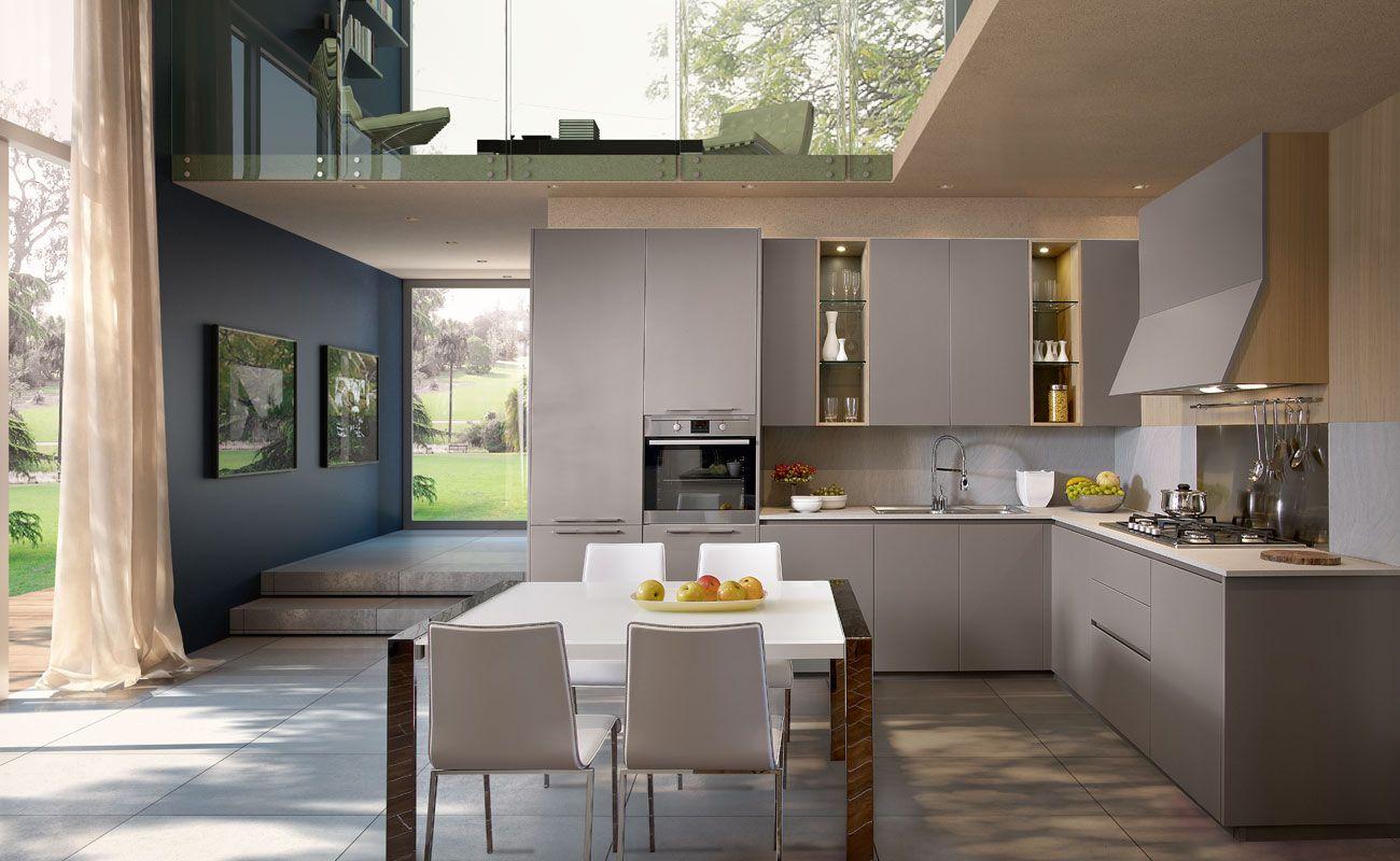 Кухня Le Cucine Dei Mastri Moderno nel 2019   Case, arredo e interni ...