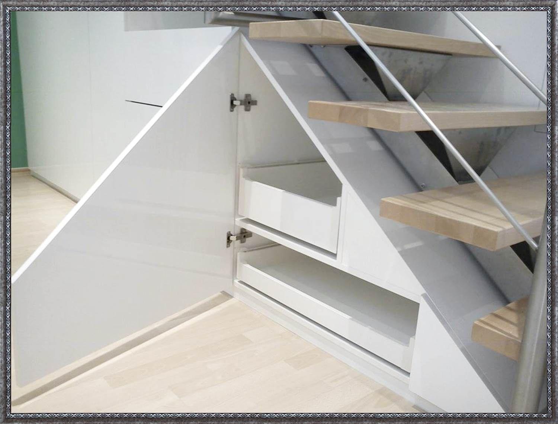 15 Coole Ideen Von Schrank Unter Treppe Ikea Bikz Within Cool