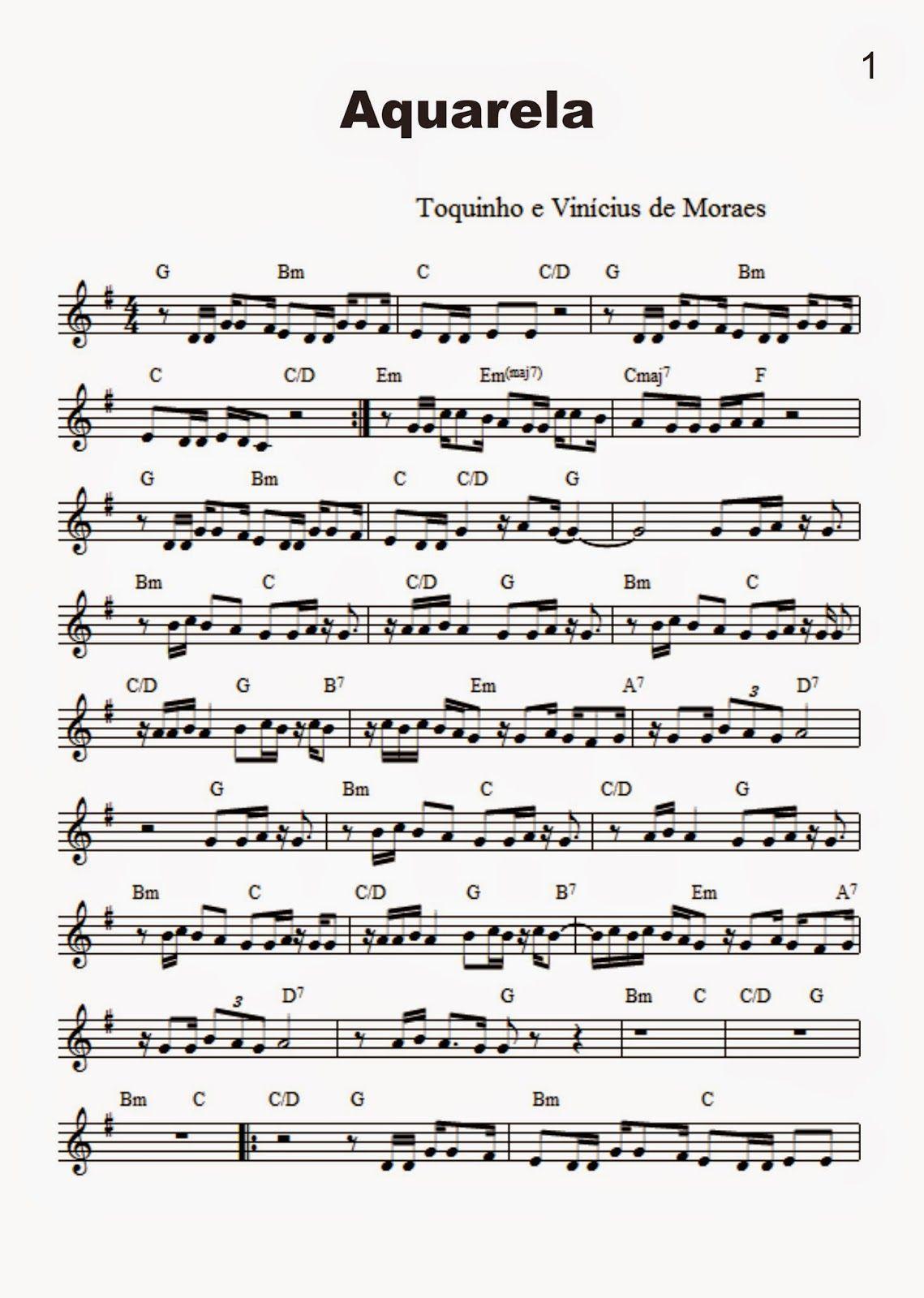 musica aquarela toquinho mp3 gratis