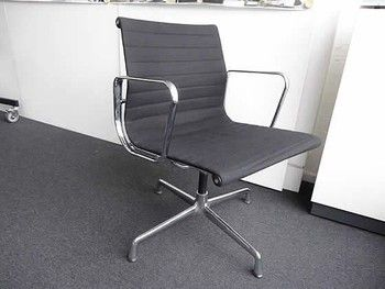 vitra office chair price folding usa genuine used charles eames aluminium group ea 108 chairs great lot s more goodies in this gallery click the photo