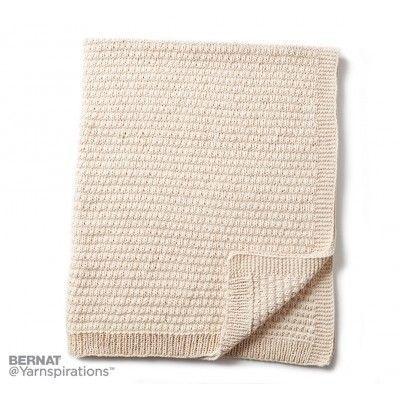 Free Easy Knit Throw Pattern Knitting Pinterest Patterns