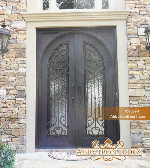 Abby Iron Doors & Abby Iron Doors | security doors | Pinterest | Doors Iron and ...