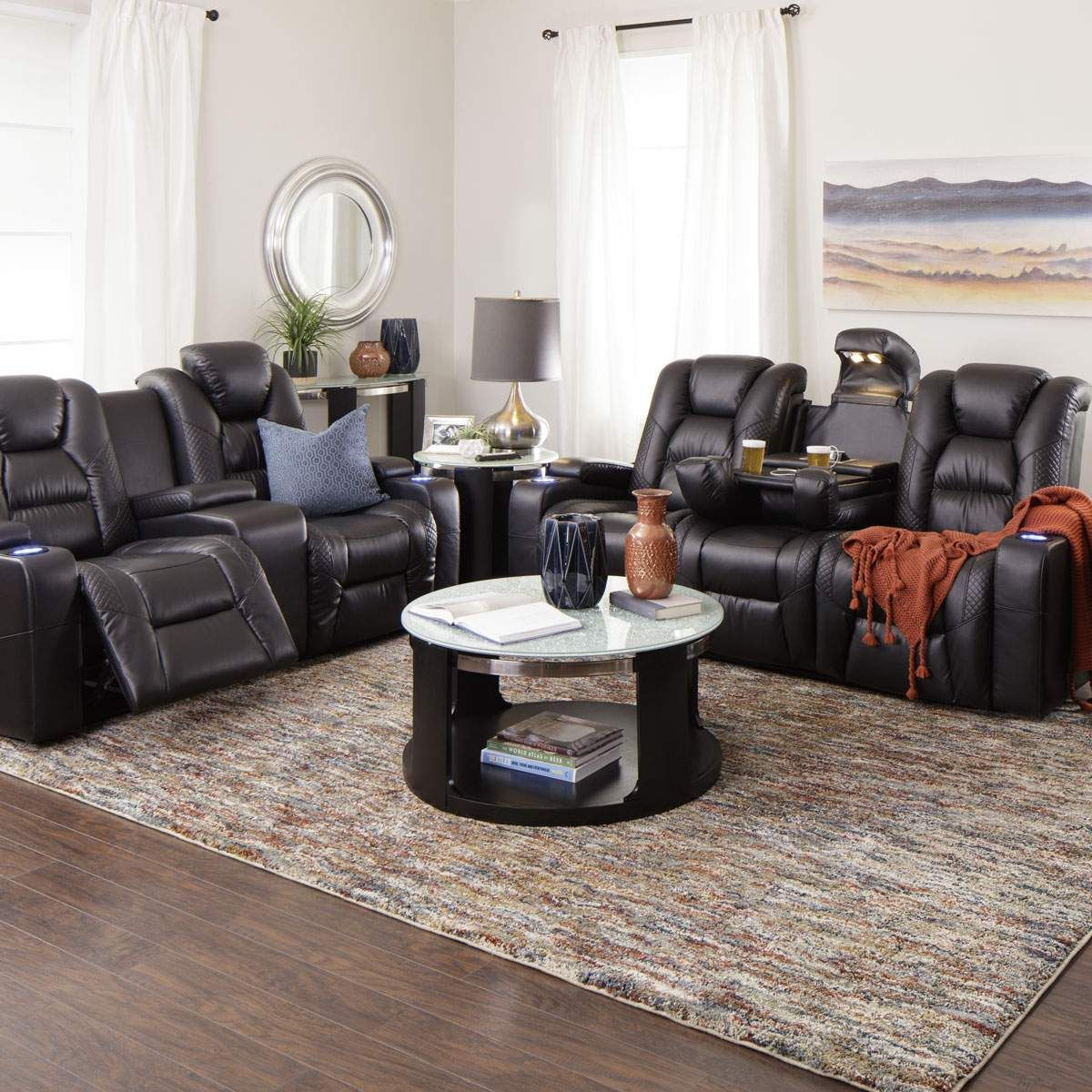 Victory Living Room Recliner Farmhouse Living Room Furniture
