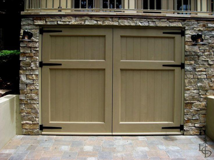 Double Garage Door Ideas And Pics Of Doors West Bend Wi Garagedoors Garageorganization