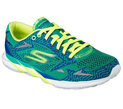 Opinión Impuestos sirena  Skechers Womens GOmeb Speed 3 2016 Running ShoeTealUS 75 M *** You can find  out more details at the link of the im… | Running shoes, Water shoes women,  Racing shoes