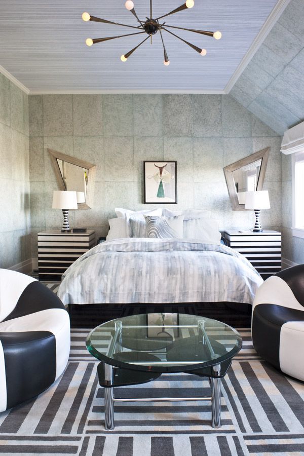 Beautiful Bedrooms by Kelly Wearstler to Copy this Summer is part of Guest bedroom Luxury - We can't lie  Kelly Wearstler is one of our favorite interior designers on Room Decor Ideas' team  She has the most stunning projects that can inspire you to get a luxury interior design at your home interiors, with style and elegance  So, today we bring you the most Beautiful Bedrooms by Kelly Wearstler to Copy …