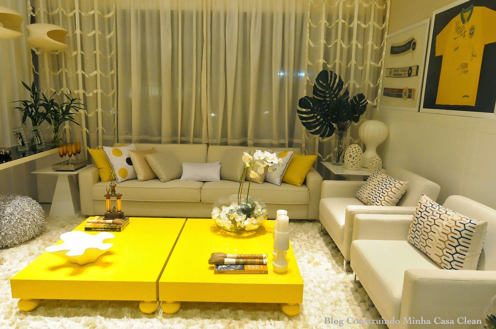 Amarelo yellow sala amarelo pinterest