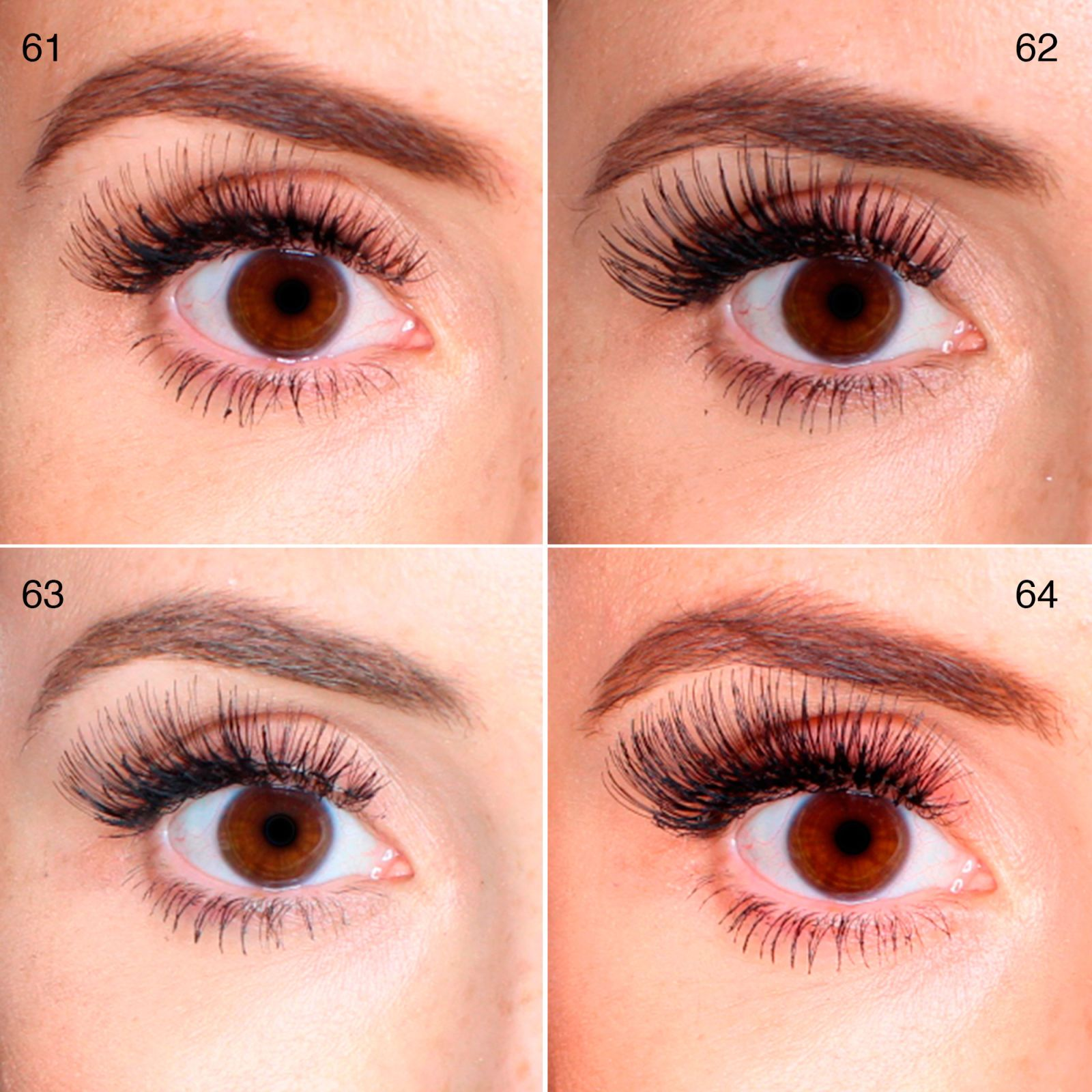 The Best False Eyelashes For Every Type Of Look Glo Girl 15 Hair