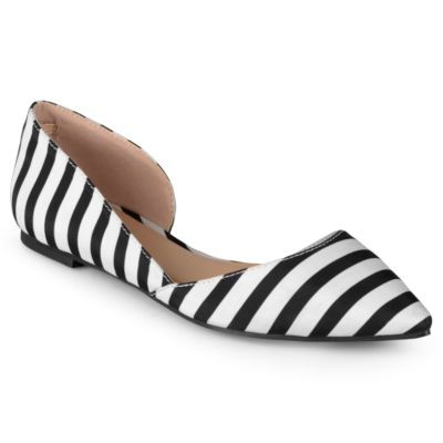 FREE SHIPPING AVAILABLE! Buy Journee Collection Cortni-Wd Womens Ballet Flats-Wide at JCPenney.com today and enjoy great savings. Available Online Only!