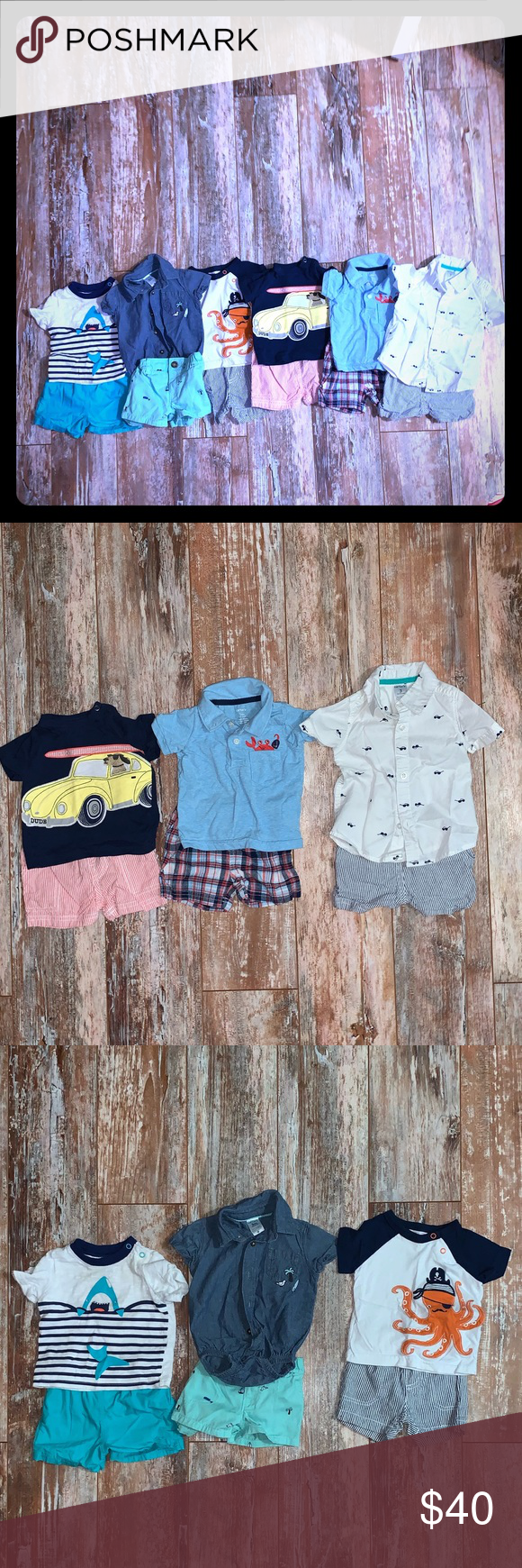 6 Carter's Beach Themed Outfits