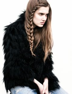 #braids #hairinspo #frenchbraid