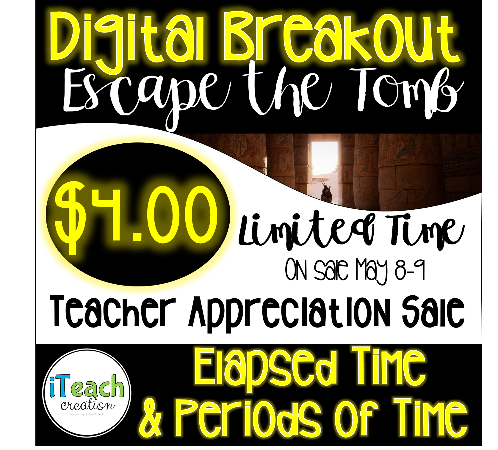 Digital breakout elapsed time and periods of time escape room digital breakout elapsed time and periods of time escape room fandeluxe Choice Image