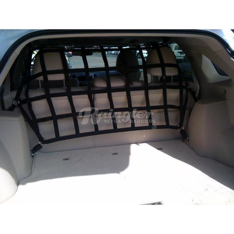 Husky Liners Custom Fit Molded Rear Cargo Liner for Select Toyota Venza Models Black