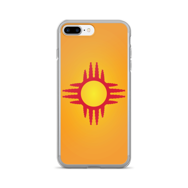 Red Star Zia Symbol Iphone 77 Plus Case New Mexico Pinterest