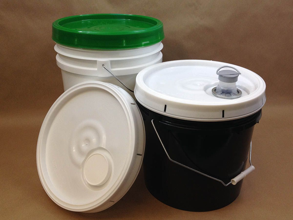 What Is The Mil Thickness Of Your Plastic Pails Plastic Pail