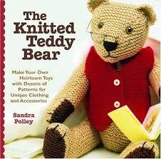 Bilderesultat for easy knitted teddy bears