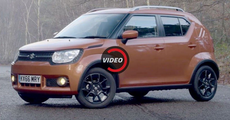 2017 Suzuki Ignis City Suv Is Aimed At Youngsters Cars