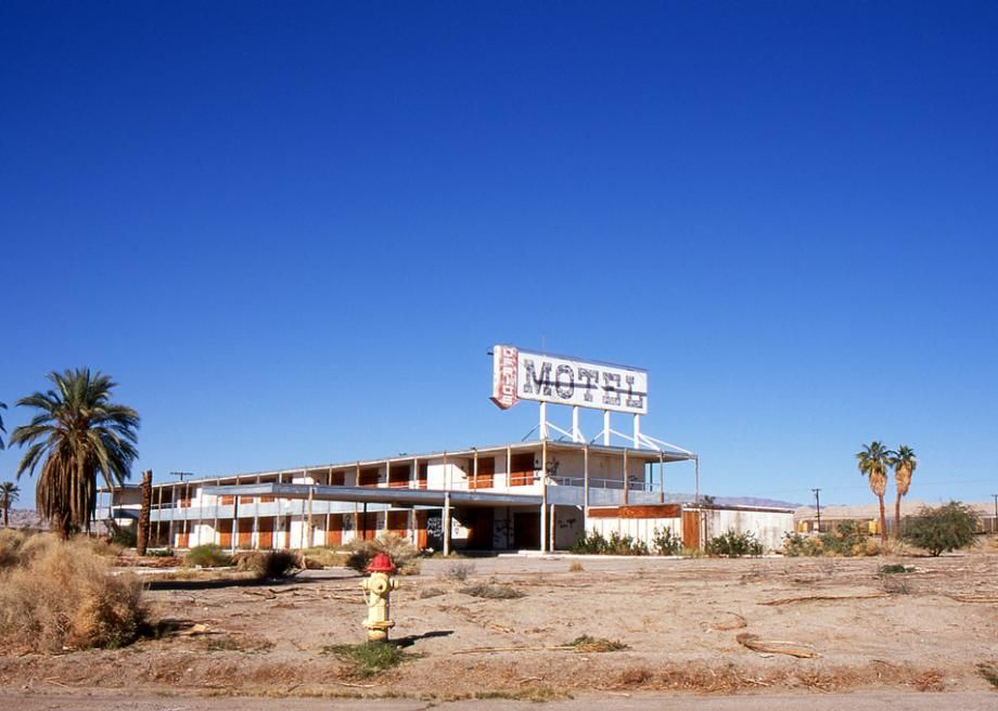 How A Relaxing Resort Turned Into An Apocalyptic Wasteland