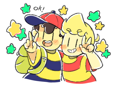 Blushily Congrats Mother 3 Mother Games Lucas Ness