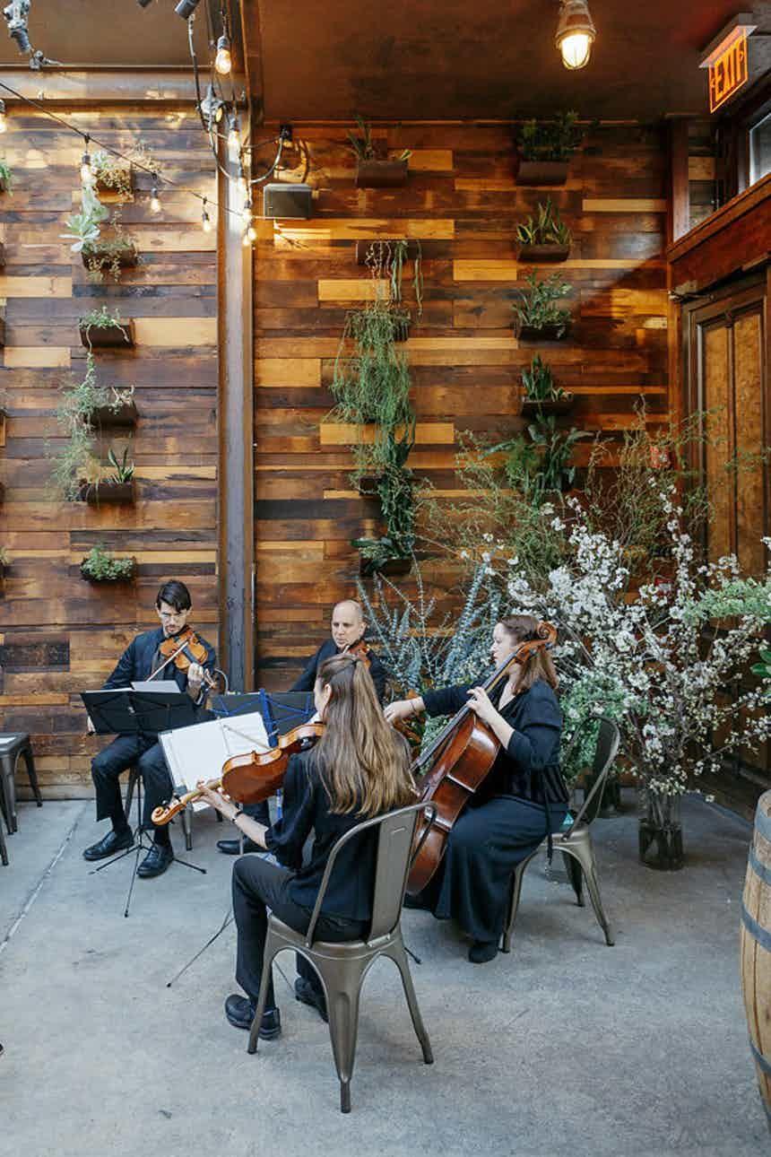 Brooklyn Winery and other beautiful Brooklyn wedding