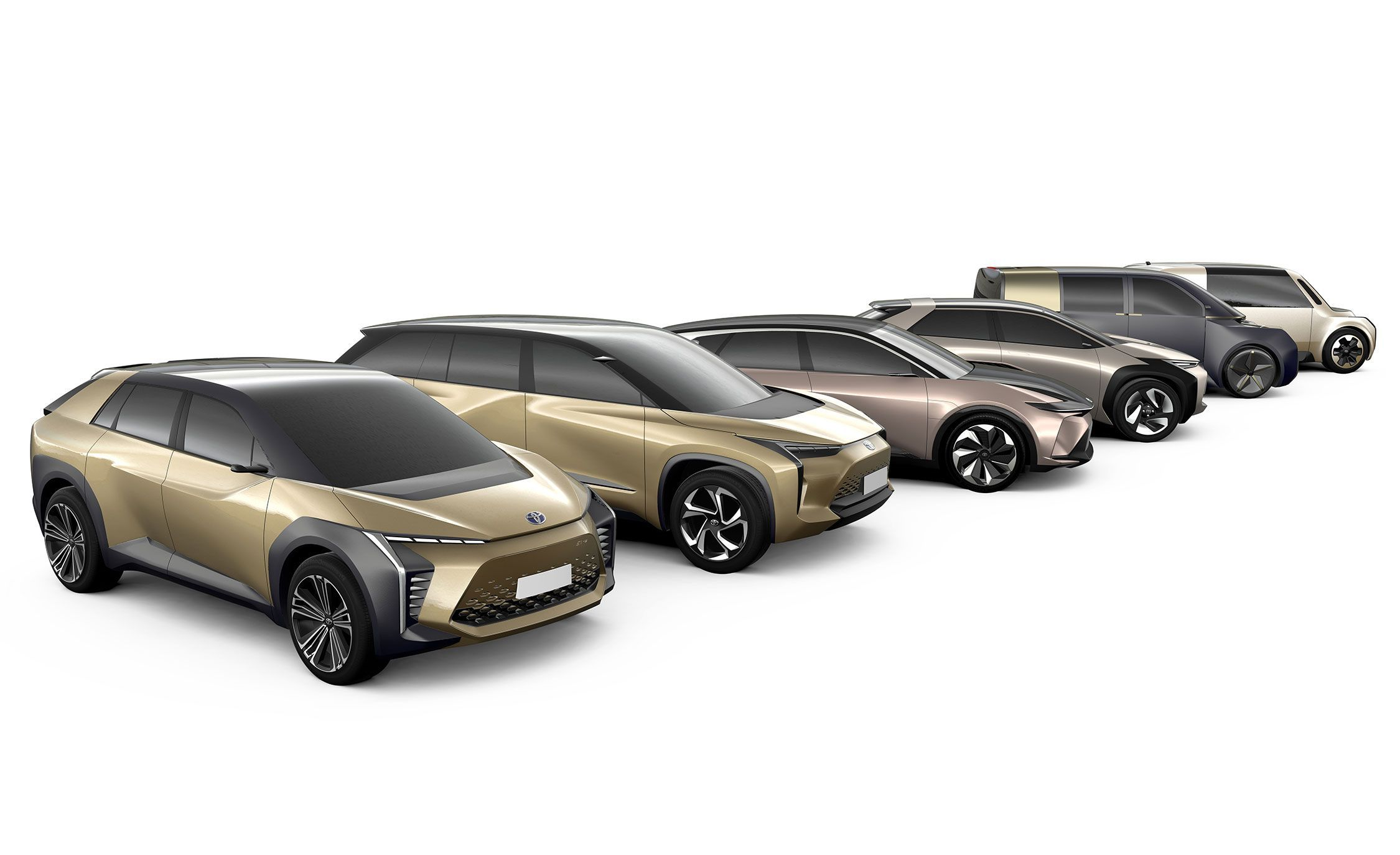Toyota Details Six New Ev Models Launching For 2020 2025 All Electric Cars Electric Cars Toyota