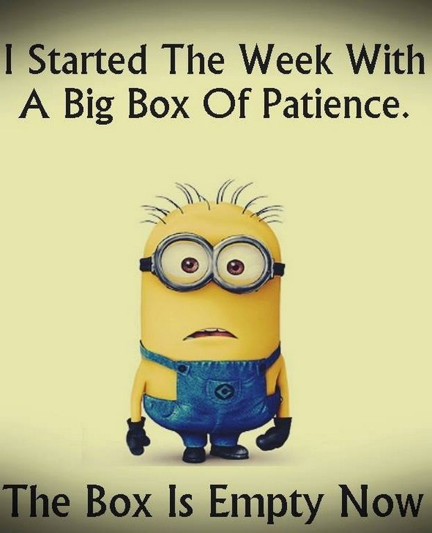 Today Funny pictures of Minions with quotes (08:00:13 PM, Thursday...