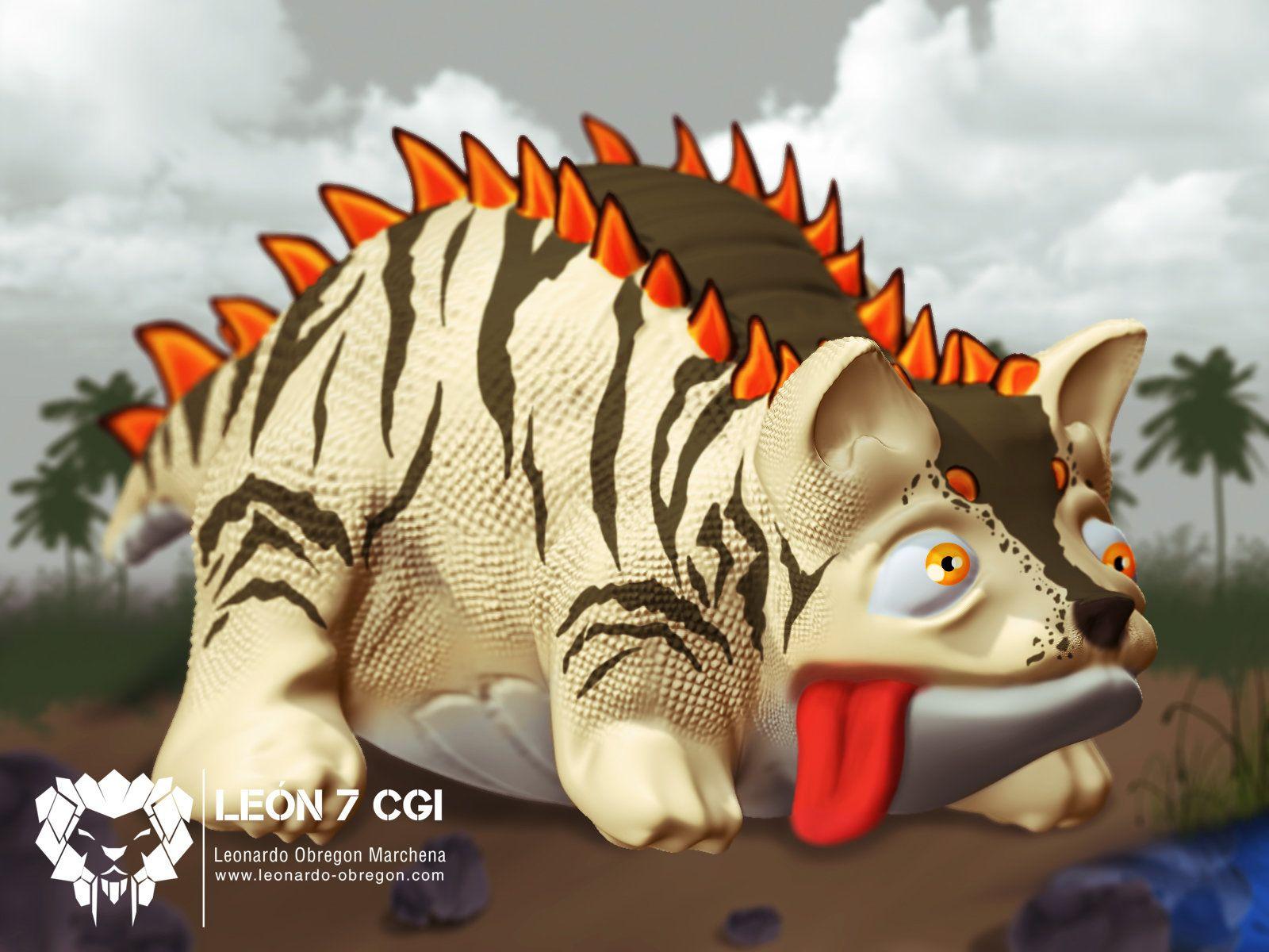 gatosaurio zbrush - Buscar con Google