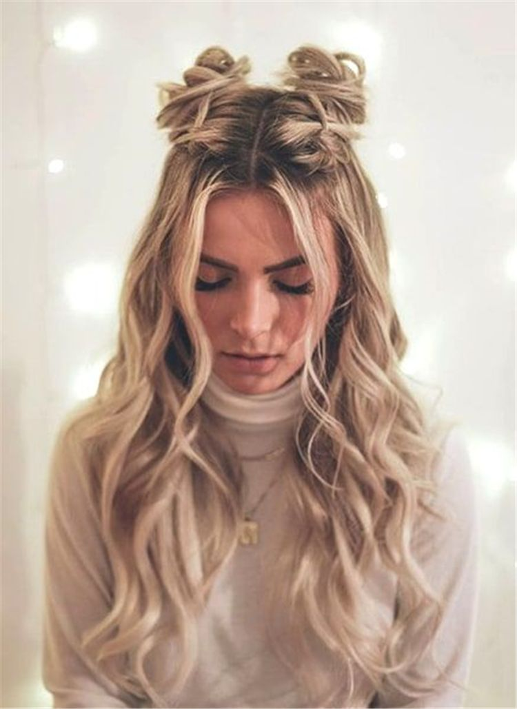 45 Attractive And Time Saver Hairstyle Ideas For You To Try Right Now - Page 5 of 45