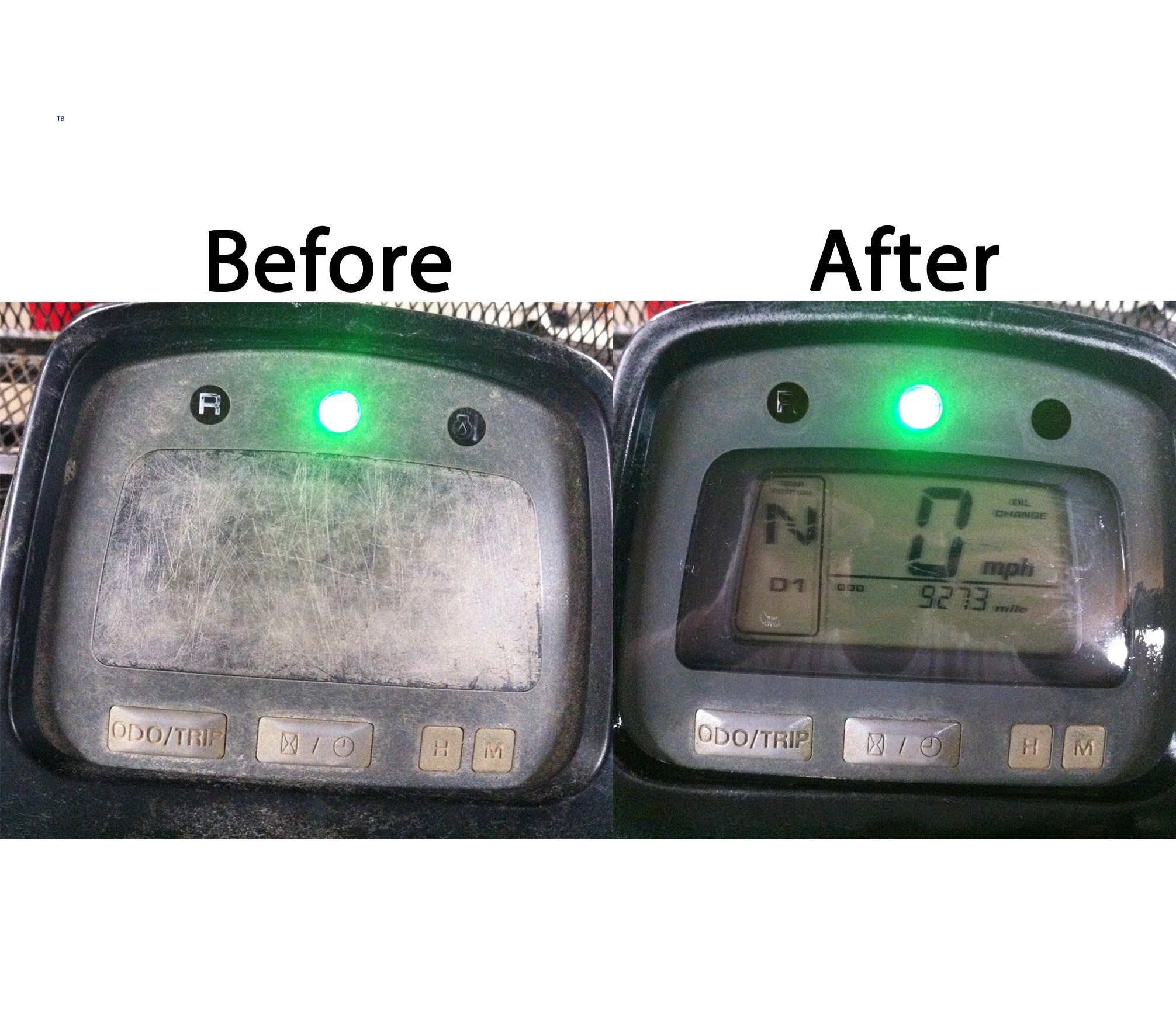 Honda Display Fix!!! Like New!! Rancher Foreman Rubicon