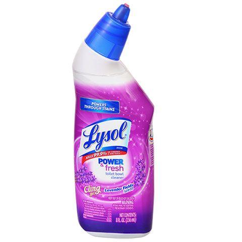 Bulk Lysol Lavender Fields Toilet Bowl Cleaner 8 Oz Bottles At