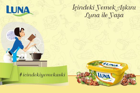 İçindeki Yemek Aşkını  Luna ile Yaşahttp://www.tavsiyekanali.com/images/BenimRozetim.png