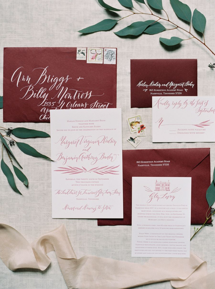Nashville Front Porch Wedding | Wedding stationery, Nashville and ...