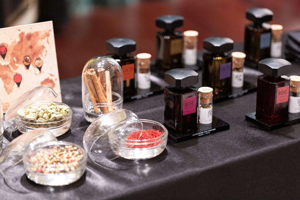 Dubai Perfume Launch